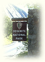 Yosemite Entrance Gate